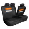 car seat covers PU006115 orange 04