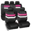 car seat covers PU006115 pink 01