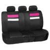 car seat covers PU006115 pink 03