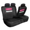 car seat covers PU006115 pink 04
