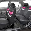 car seat covers PU006115 pink 06
