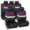 car seat covers PU006115 purple 01