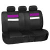 car seat covers PU006115 purple 03