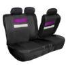 car seat covers PU006115 purple 04