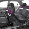 car seat covers PU006115 purple 06