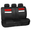 car seat covers PU006115 red 03