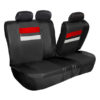 car seat covers PU006115 red 04