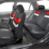 car seat covers PU006115 red 06