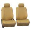 car seat covers PU007115 beige 02