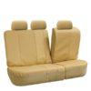 car seat covers PU007115 beige 04