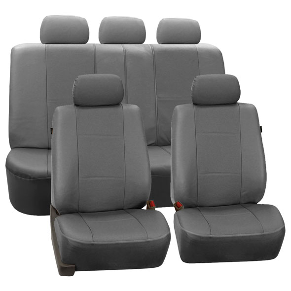 suv seat covers PU007217GRAY 03