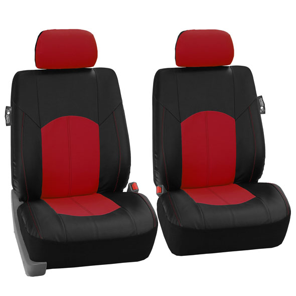 car seat covers PU008102 red 01
