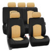 car seat covers PU008115 beige 01