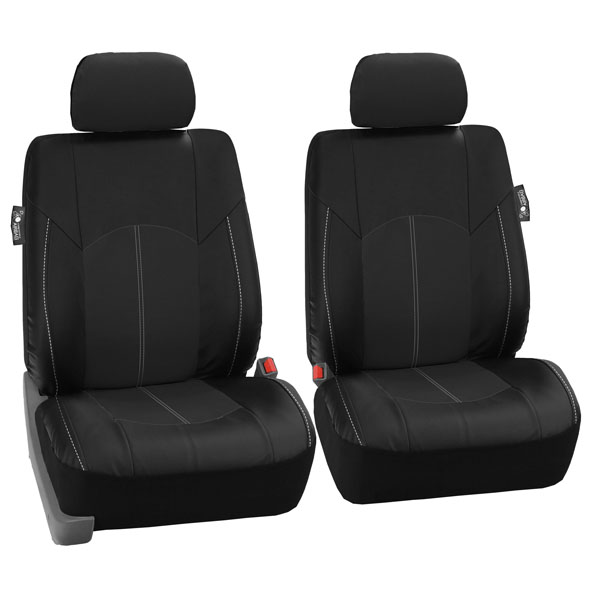 Ford Fusion 2019 PU008115BLACK seat cover 2