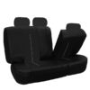 car seat covers PU008115 black 04