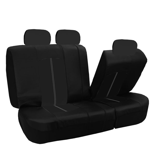 Ford Fusion 2019 PU008115BLACK seat cover 3
