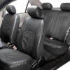 car seat covers PU008115 black 05