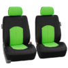 car seat covers PU008115 green 03