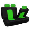car seat covers PU008115 green 04