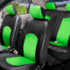 car seat covers PU008115 green 05