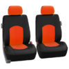 car seat covers PU008115 orange 03