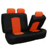 car seat covers PU008115 orange 04