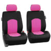car seat covers PU008115 pink 03