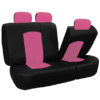 car seat covers PU008115 pink 04