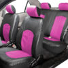 car seat covers PU008115 pink 05