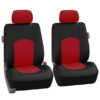 car seat covers PU008115 red 03