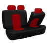 car seat covers PU008115 red 04