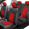car seat covers PU008115 red 05