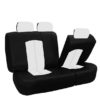 car seat covers PU008115 white 04