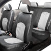 car seat covers PU008115 white 05