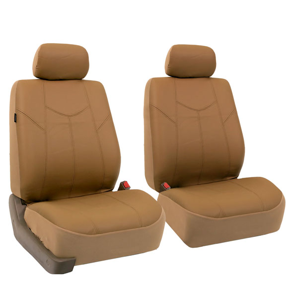 car seat covers PU009102 tan 01