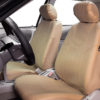 car seat covers PU009102 tan 02