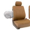 car seat covers PU009102 tan 03