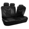 car seat covers PU021115 black 03