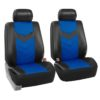 car seat covers PU021115 blue 02