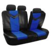 car seat covers PU021115 blue 03