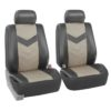 car seat covers PU021115 gray 02