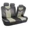 car seat covers PU021115 gray 03