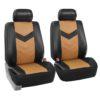car seat covers PU021115 tan 02