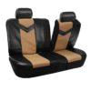 car seat covers PU021115 tan 03