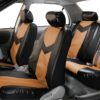 car seat covers PU021115 tan 04
