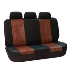 car seat covers PU160013 black 01