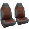 car seat covers PU160102 gray 01