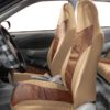 car seat covers PU160102 tan 03
