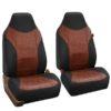 car seat covers PU160115 Black 02