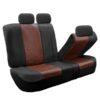car seat covers PU160115 Black 04